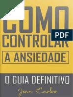 Como Controlar a Ansiedade - Guia Definitivo E-book_02
