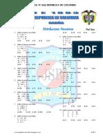 Problemas Propuestos de Distribuciones Numericas D3 Ccesa007