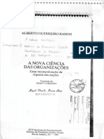 A nova ciência das organizações.pdf