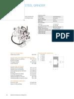 RG100P Afiladora de Barrenos Integrales Neumatica 796-5300