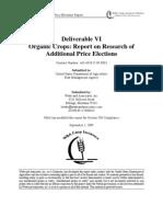 Organics Price Research