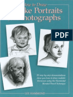 (Hobbies & Crafts Hammond, Lee-How to draw lifelike portraits from photographs-).epub
