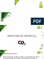 Inyeccion Vapor Co2
