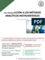 Métodos analíticos