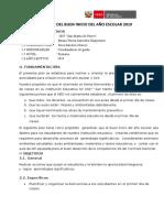 PLAN DEL BUEN INICIO  2019.docx