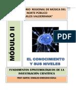 MODULO II EPISTEMOLOGÌA.docx