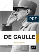 De Gaulle - Bernard Phan