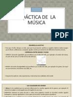Didáctica de La Música II