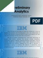 IBM Business Services Inc Report