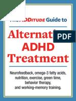 The ADDitude Guide to Alternative ADHD Treatment