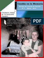 Revista Candás en La Memoria Numero 7 Marzo 2019