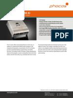 Phocos Datasheet CX