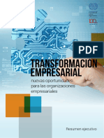 Transformación empresarial