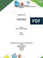 Fase 1-Contextualización de La Evaluación de Impacto Ambiental
