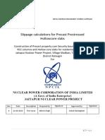NPCIL-HC-SLIPPAGE DESIGN_22-08-2015.docx