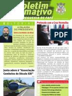 Boletim Informativo N.º 17 - Dezembro/2008