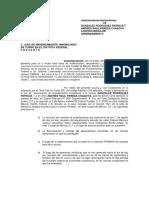 Demanda Inicial Arrendamiento Inmobiliar