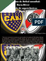 Luis Miguel Urbina - Periodismo Del Fútbol