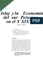 Economia Islay - Arequipa