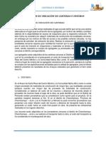 DESCRIPCION DE UBICACIÓN DE CANTERAS E INSUMOS.docx