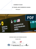 NTTC The Future of Travel and Tourism in Canada Whitepaper Final