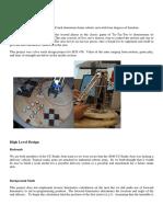 مشروع تخرج عن Robotic ARm