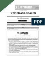 RM N°860-2007MINSA