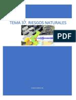 Riesgos Naturales en la Comunidad Valenciana
