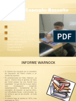 Informe-Warnock