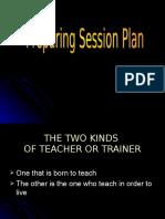 Session Plan Presentation4