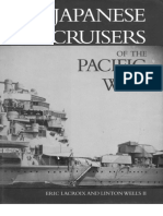 USNI Japanese Cruisers of the Pacific War (1997)