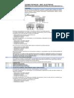 Especificaciones Tecnicas InsElectricas
