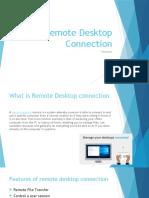 Remote Desktop Connection PPT.pptx