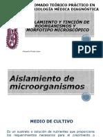 1) SLP -Aislamiento y tinción de mo y morfotipo microbiano.pdf