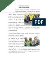 Analisis de escudos de la ANAPOL -  2018