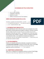 MODELO DE DEMANDA DE TÍTULO SUPLETORIO.docx