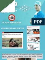 Berita Acara Pemilihan Ketua Ikatan Dokter Indonesia Cabang Kota Banda Aceh Periode 2019