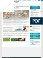 Bactérias Associadas a Insetos Influenciam No Controle de Pragas Agrícolas