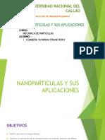 Nanoparticulas y Sus Aplicaciones