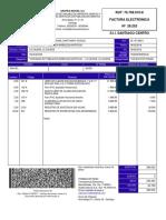 Factura Electrónica 28252575875