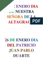 21 DE ENERO DIA DE NUESTRA SEÑORA DE LA ALTAGRACIA.docx