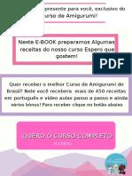 7 Receitas Amigurumi Passo a Passo Em Portugues