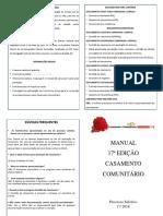 Manual Casamento Atual 17ª Edição