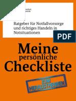 Checkliste_Notfall_Ratgeber