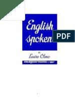 Olmo, Lauro - English Spoken