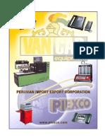 Catalogo Completo banco de pruebS