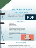 Legislacion Laboral Colombiana