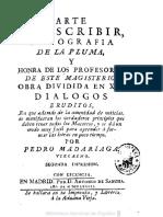 MADARIAGA 1777 Arte de escribir.pdf