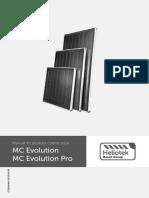 Manual Coletor Solar MC 052016