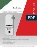 Se P5 Series Add on Power Optimizer Datasheet Na | Power